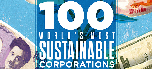 Global 100 Most Sustainable Corporations
