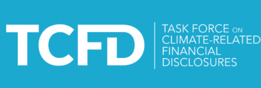 Task Force on Climate-related Financial Disclosures TCFD Supporter